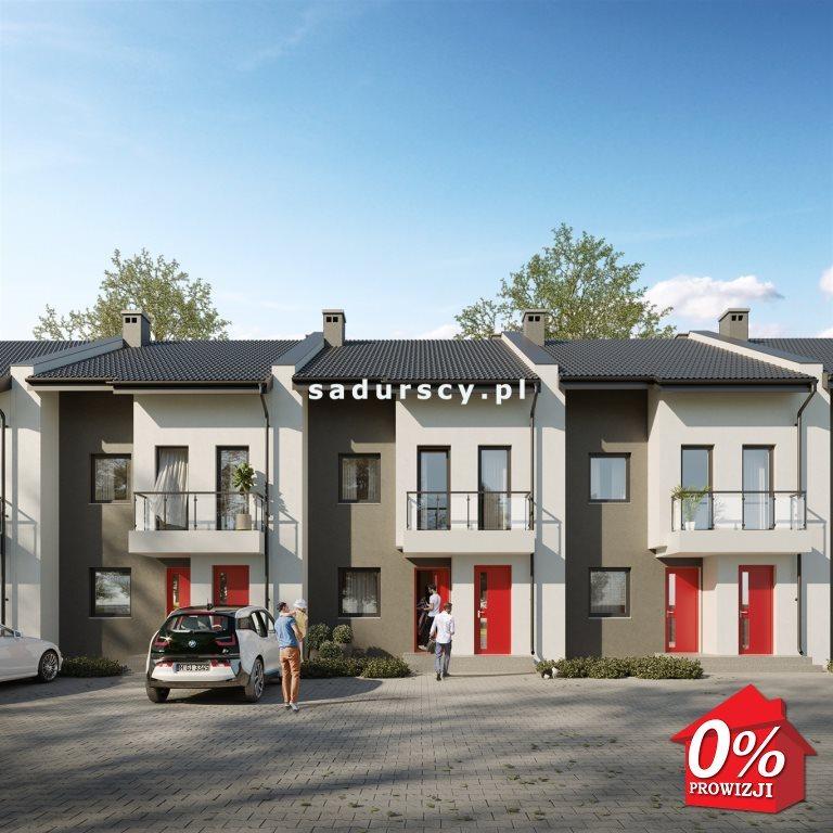 Mieszkanie trzypokojowe na sprzedaż Niepołomice, Portowa  101m2 Foto 1