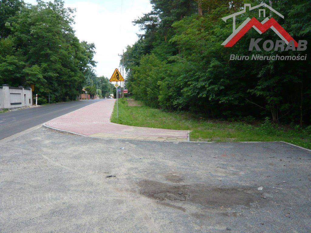 Działka budowlana na sprzedaż Łomianki, Dąbrowa  1070m2 Foto 3