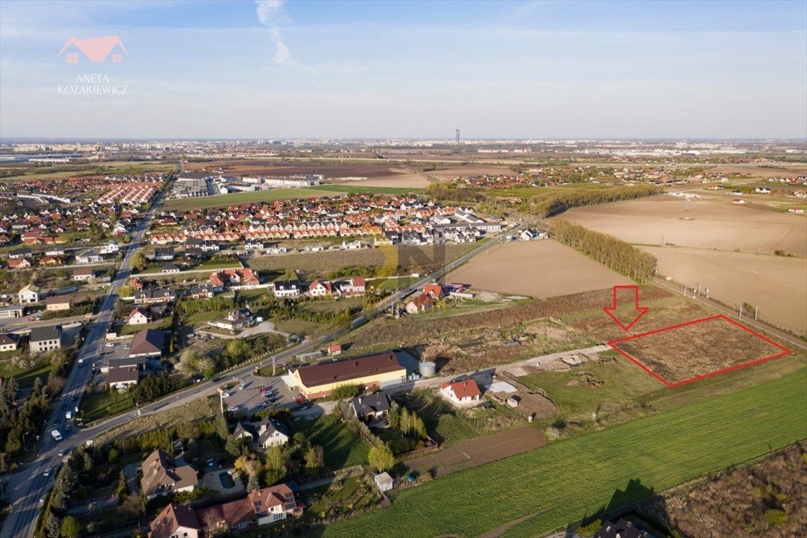 Działka rolna na sprzedaż Smolec, Borowikowa  5975m2 Foto 3