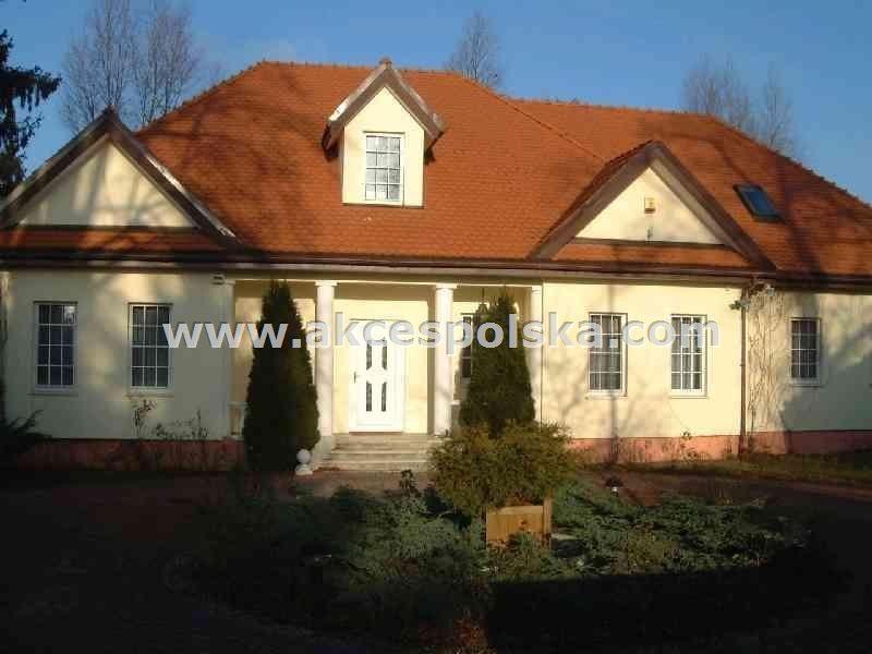 Dom na wynajem Konstancin-Jeziorna, Klarysew  375m2 Foto 1