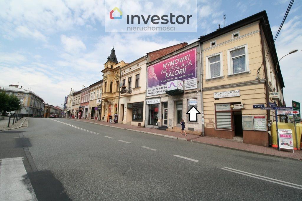 Lokal użytkowy na sprzedaż Brzesko  40m2 Foto 1