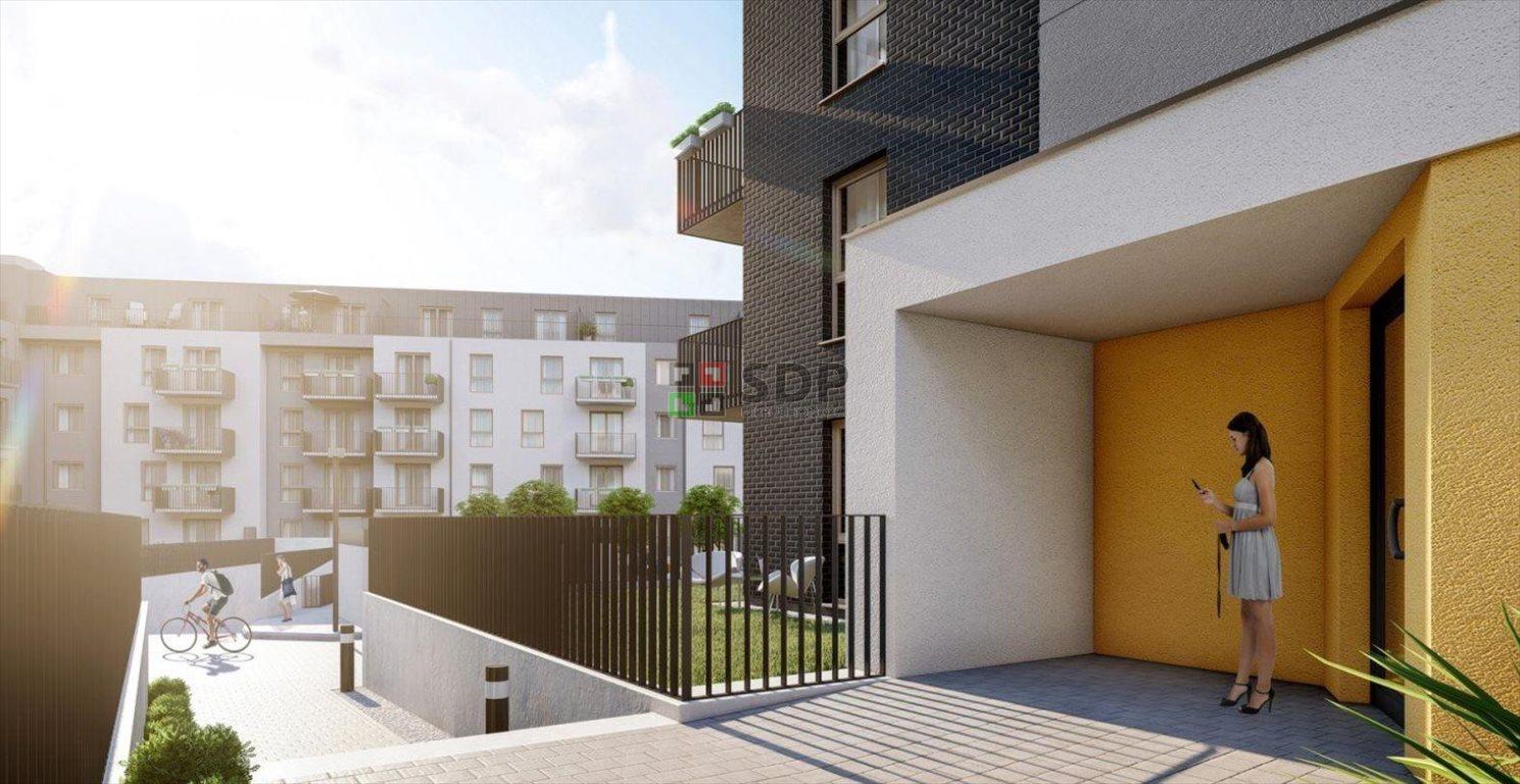 Mieszkanie czteropokojowe  na sprzedaż Wrocław, Krzyki, Jagodno, Buforowa  73m2 Foto 1