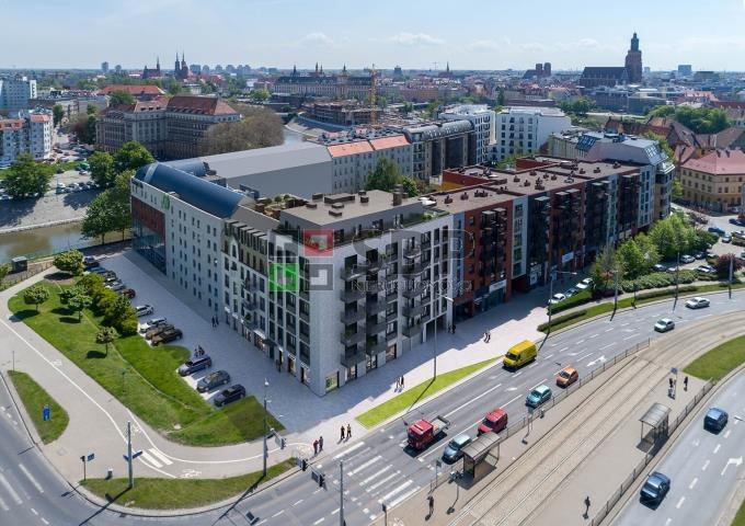 Mieszkanie trzypokojowe na sprzedaż Wrocław, Stare Miasto, Księcia Witolda  112m2 Foto 1