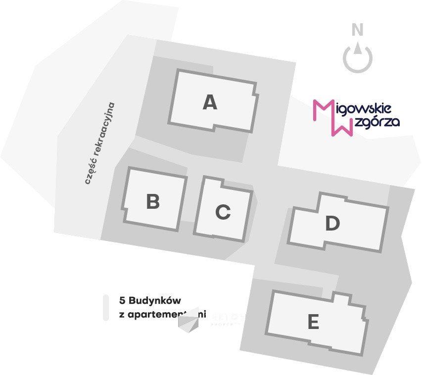 Mieszkanie czteropokojowe  na sprzedaż Gdańsk, Morena, Migowska  73m2 Foto 9