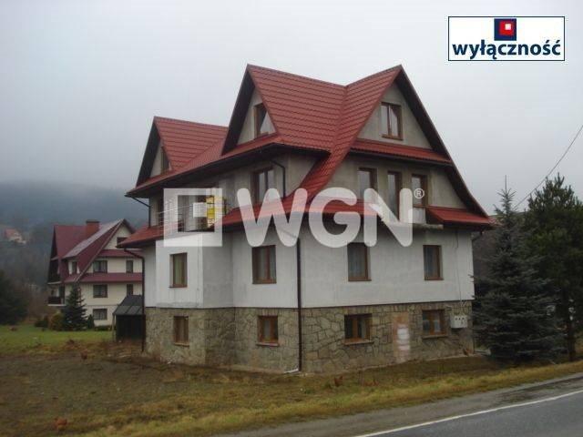 Dom na wynajem Mszana Dolna, Mszana Dolna  390m2 Foto 2