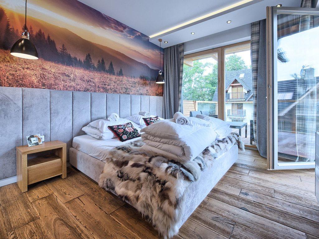 Mieszkanie dwupokojowe na sprzedaż Zakopane, Do Tadziaków  37m2 Foto 11