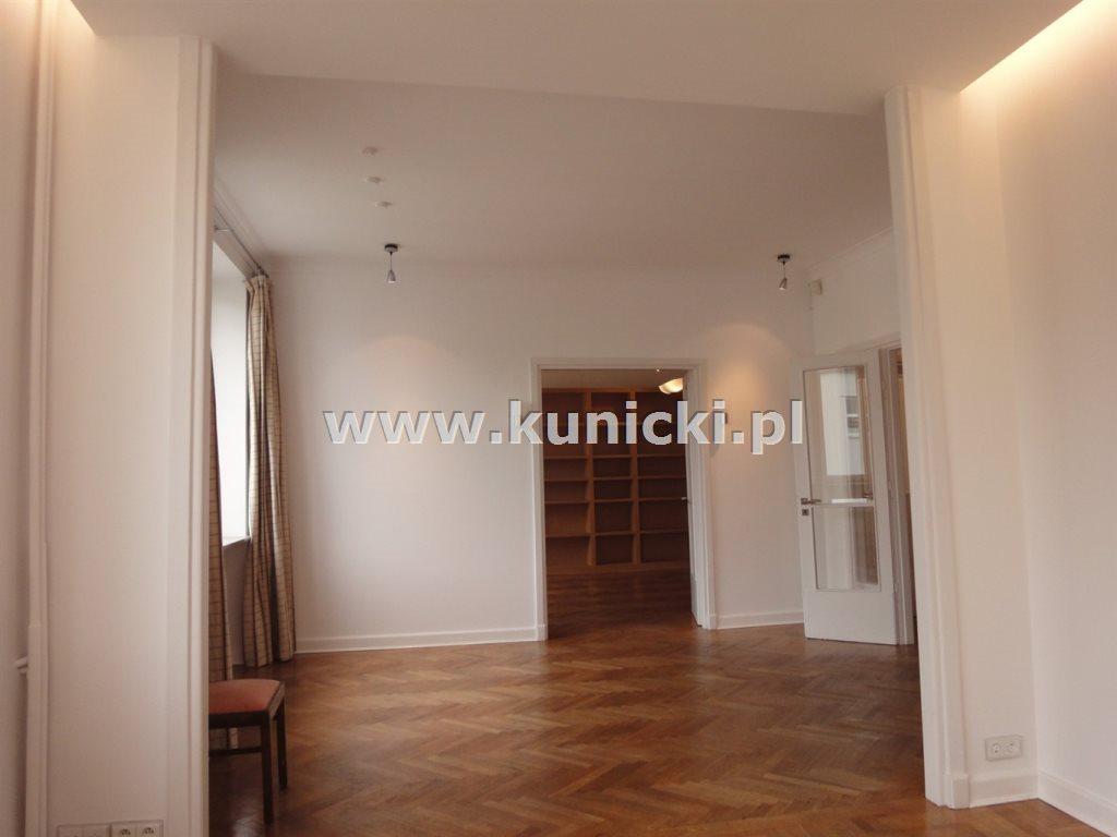 Mieszkanie czteropokojowe  na wynajem Warszawa, Śródmieście, Frascati  100m2 Foto 8