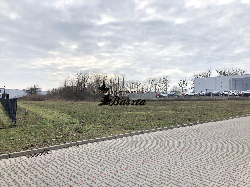 Działka komercyjna na sprzedaż Szczecin  4764m2 Foto 5