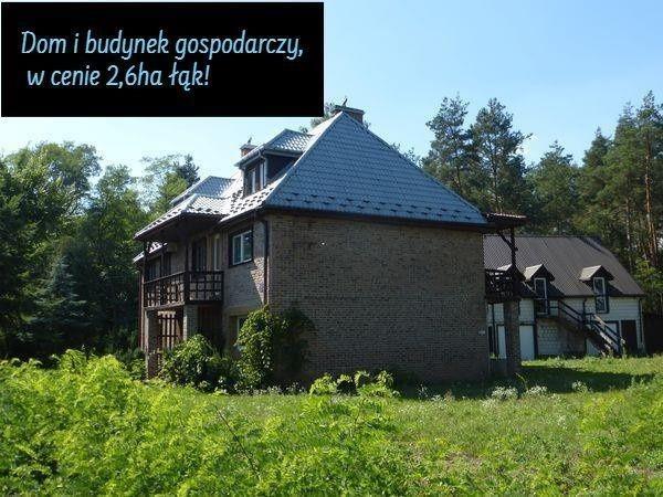 Dom na sprzedaż Zakrzew, Kozia Wola, Gulin  289m2 Foto 1