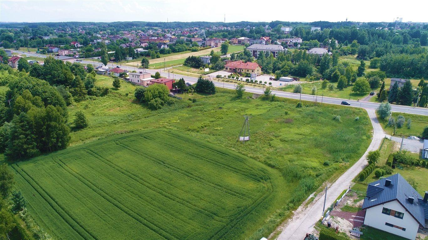 Działka inwestycyjna na sprzedaż Rybnik, Gotartowice, Żorska  5296m2 Foto 2