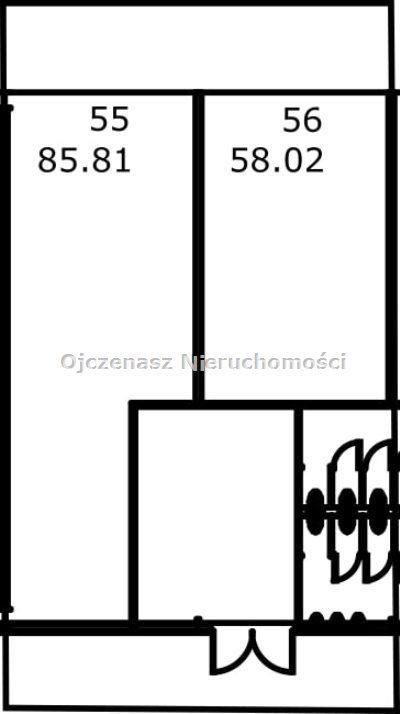 Lokal użytkowy na wynajem Bydgoszcz, Fordon  58m2 Foto 1