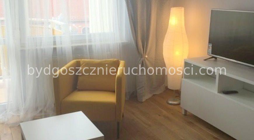 Mieszkanie dwupokojowe na wynajem Bydgoszcz, Wyżyny  46m2 Foto 4