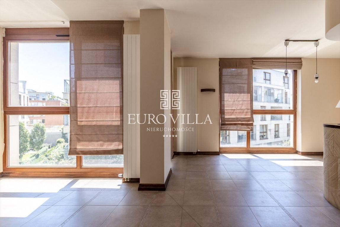 Mieszkanie czteropokojowe  na sprzedaż Warszawa, Wilanów, Sarmacka  118m2 Foto 1