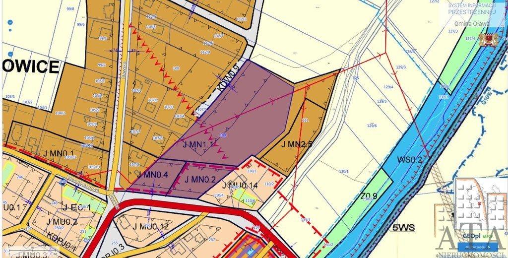Działka budowlana na sprzedaż Jaczkowice  17900m2 Foto 3