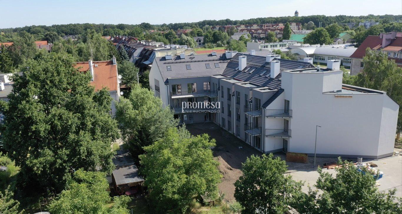 Mieszkanie czteropokojowe  na sprzedaż Wrocław, Fabryczna, Leśnica  70m2 Foto 2