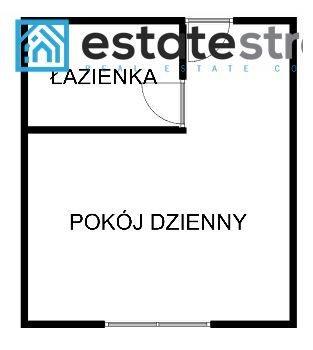Kawalerka na wynajem Kraków, Nowa Huta, os. Krakowiaków  20m2 Foto 7
