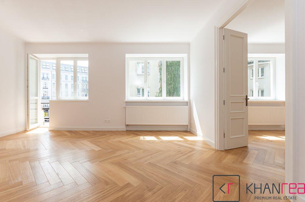 Luksusowe mieszkanie trzypokojowe na sprzedaż Warszawa, Śródmieście, Jaworzyńska  93m2 Foto 4