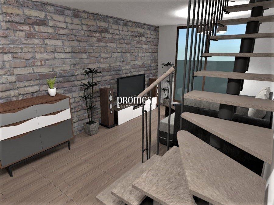 Mieszkanie trzypokojowe na sprzedaż Wrocław, Fabryczna, Leśnica  74m2 Foto 1