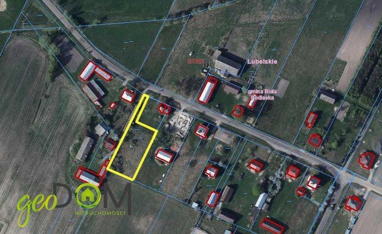 Działka budowlana na sprzedaż Sitnik  2000m2 Foto 2
