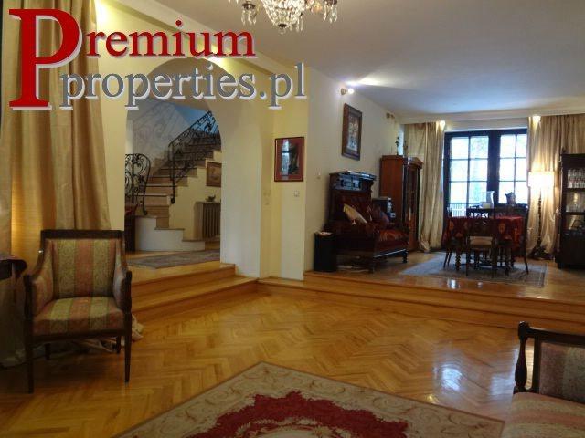 Dom na sprzedaż Warszawa, Mokotów, Sadyba, OKRĘŻNA  380m2 Foto 1
