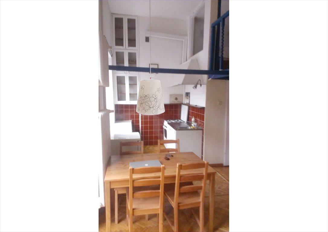 Mieszkanie dwupokojowe na wynajem Warszawa, Śródmieście, Wilcza 29  52m2 Foto 2