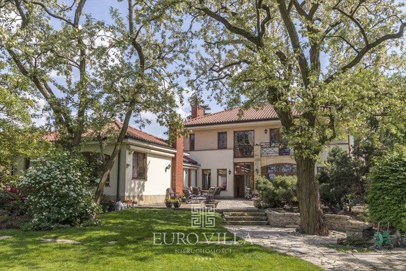 Luksusowy dom na sprzedaż Konstancin-Jeziorna, Lipowa  730m2 Foto 1
