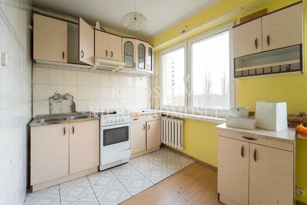 Mieszkanie trzypokojowe na sprzedaż Pruszków  49m2 Foto 4