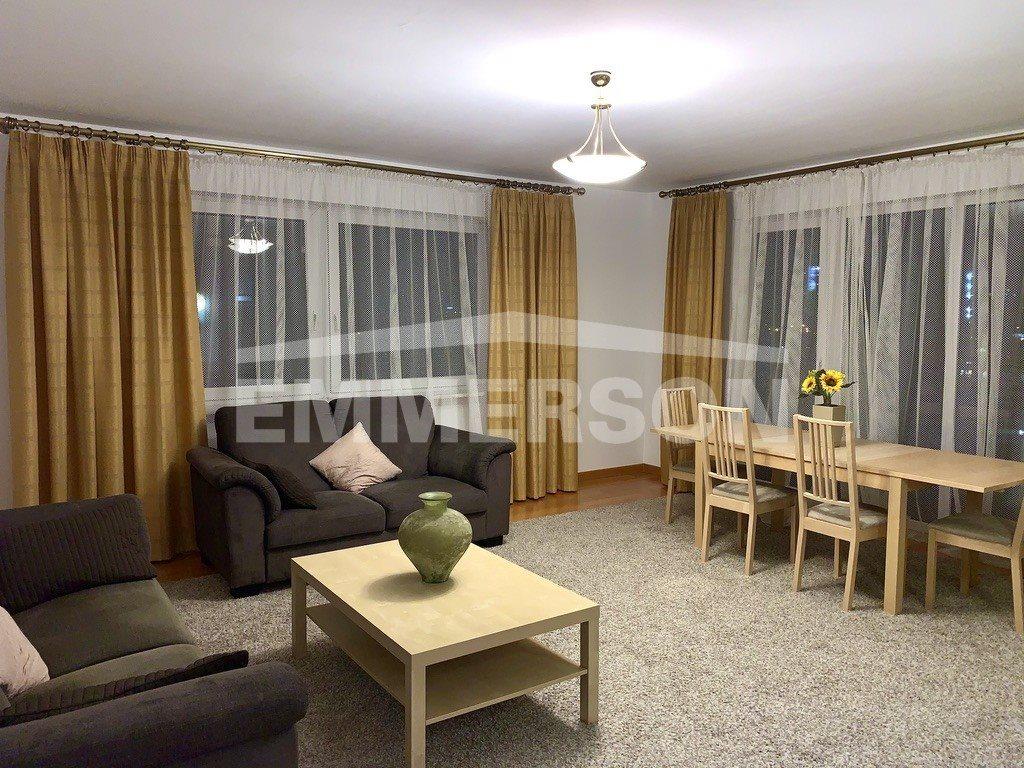 Mieszkanie czteropokojowe  na wynajem Warszawa, Mokotów, Bukowińska  140m2 Foto 3