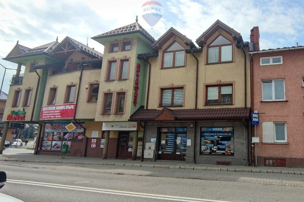 Lokal użytkowy na wynajem Nowy Targ  105m2 Foto 1