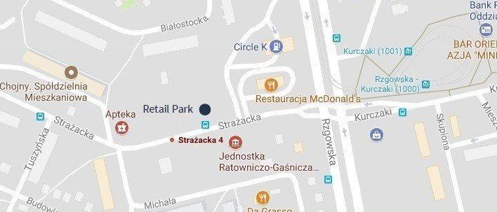 Lokal użytkowy na wynajem Łódź, Górna, Strażacka 5  650m2 Foto 8