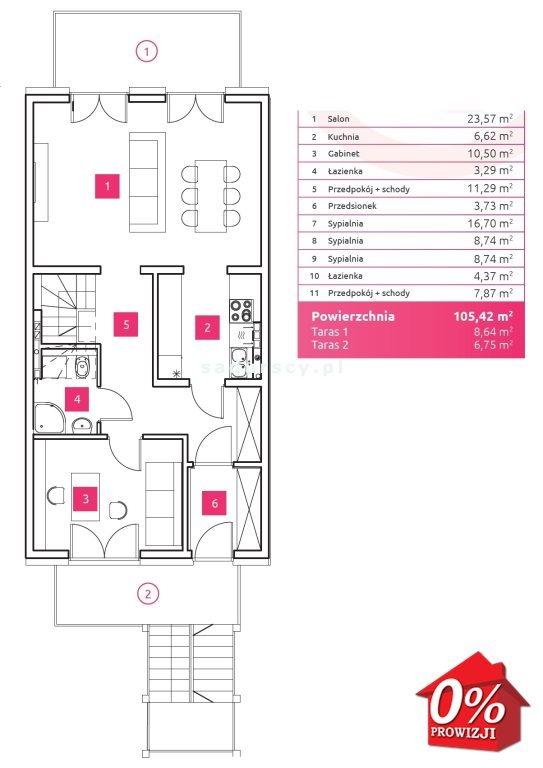 Mieszkanie na sprzedaż Wieliczka, Wieliczka, Wieliczka, Chabrowa - okolice  105m2 Foto 3