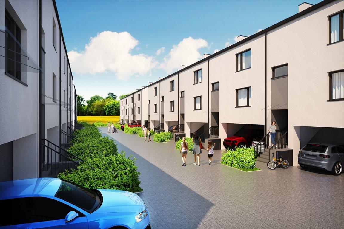 Mieszkanie czteropokojowe  na sprzedaż Mirków, Polna F1  67m2 Foto 1