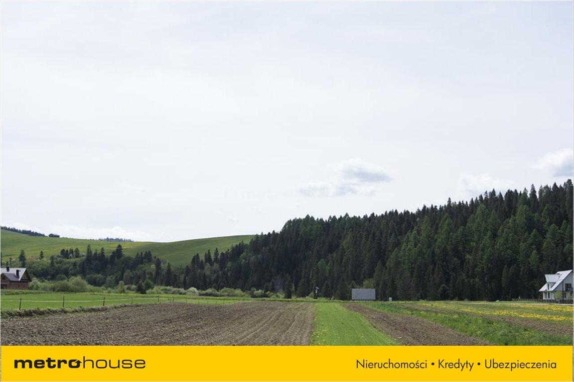 Działka rolna na sprzedaż Niedzica, Łapsze Niżne  1247m2 Foto 3