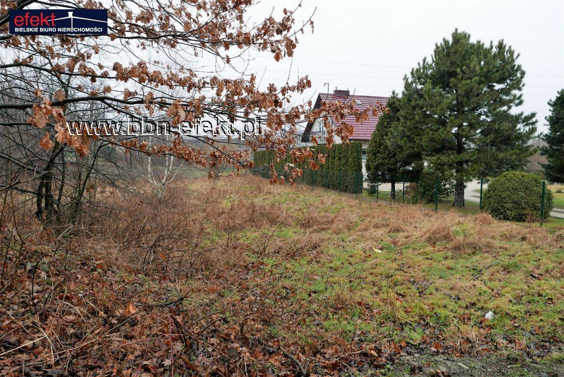 Działka budowlana na sprzedaż Bielsko-Biała, Straconka  1507m2 Foto 5