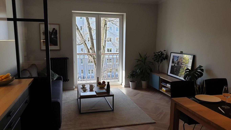 Mieszkanie trzypokojowe na sprzedaż Warszawa, Wola, Nowolipki  55m2 Foto 1