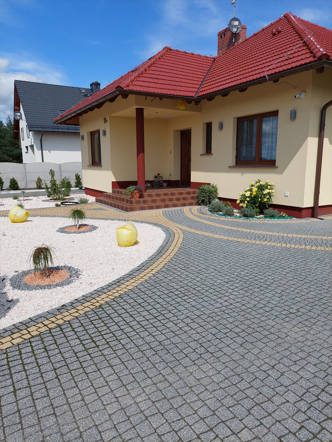 Dom na sprzedaż Milicz, Gogołowice 19c  100m2 Foto 3