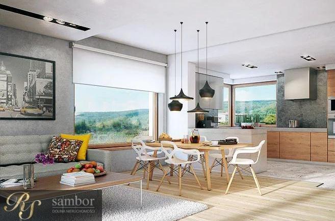 Mieszkanie dwupokojowe na sprzedaż Szczyrk  56m2 Foto 1
