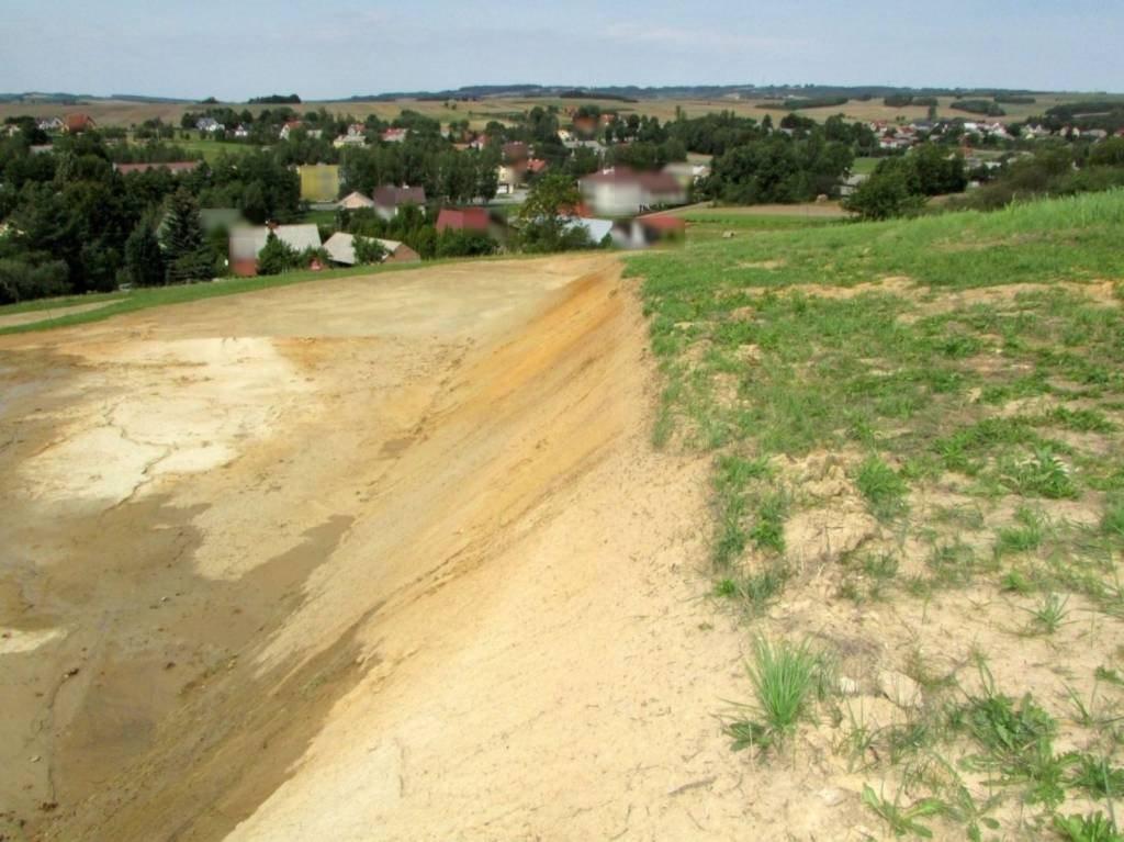 Działka budowlana na sprzedaż Wola Zgłobieńska, Wola Zgłobieńska, Wola Zgłobieńska  1086m2 Foto 3