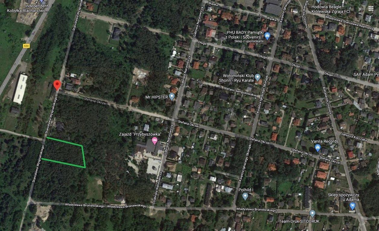 Działka inwestycyjna na sprzedaż Kobyłka  4845m2 Foto 3