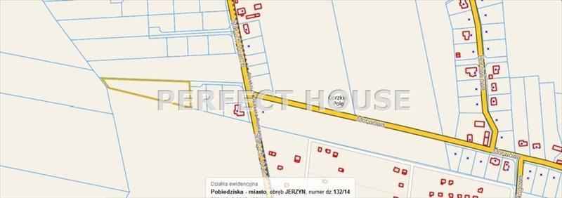 Działka budowlana na sprzedaż Jerzyn, Gorzkie Pole  4931m2 Foto 3
