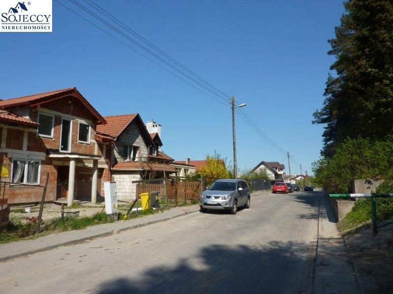 Działka budowlana na sprzedaż Gdynia, Mały Kack, Mały Kack, PŁOCKA  609m2 Foto 3