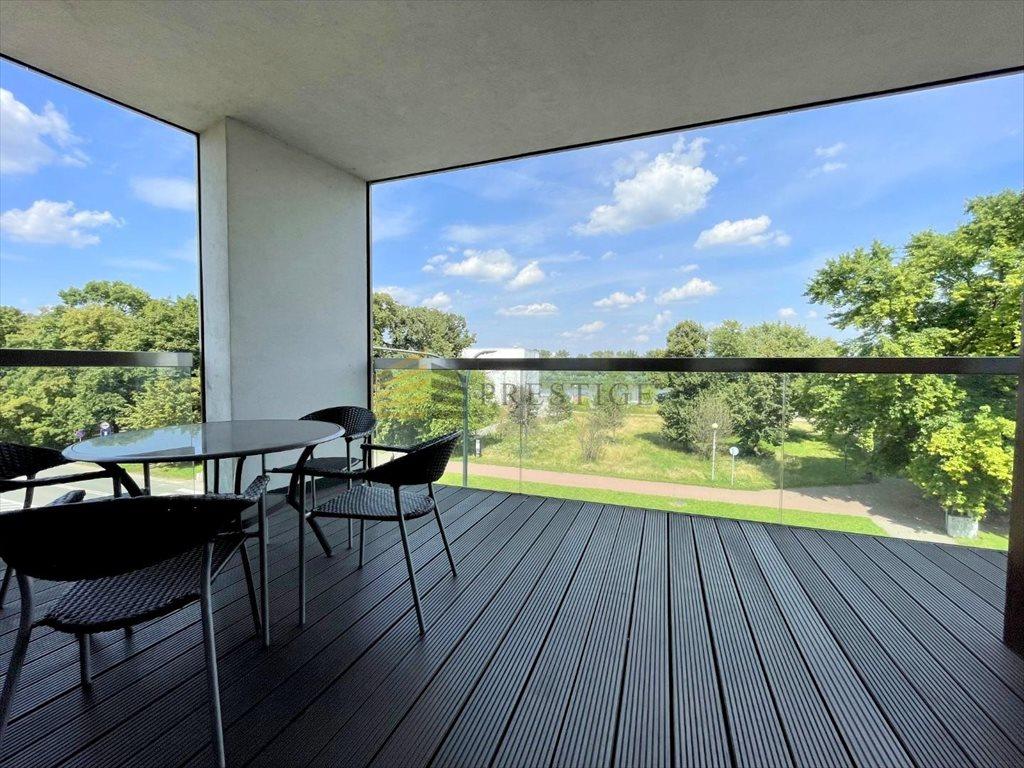 Mieszkanie trzypokojowe na wynajem Warszawa, Śródmieście, Powiśle, Wybrzeże Kościuszkowskie  106m2 Foto 1
