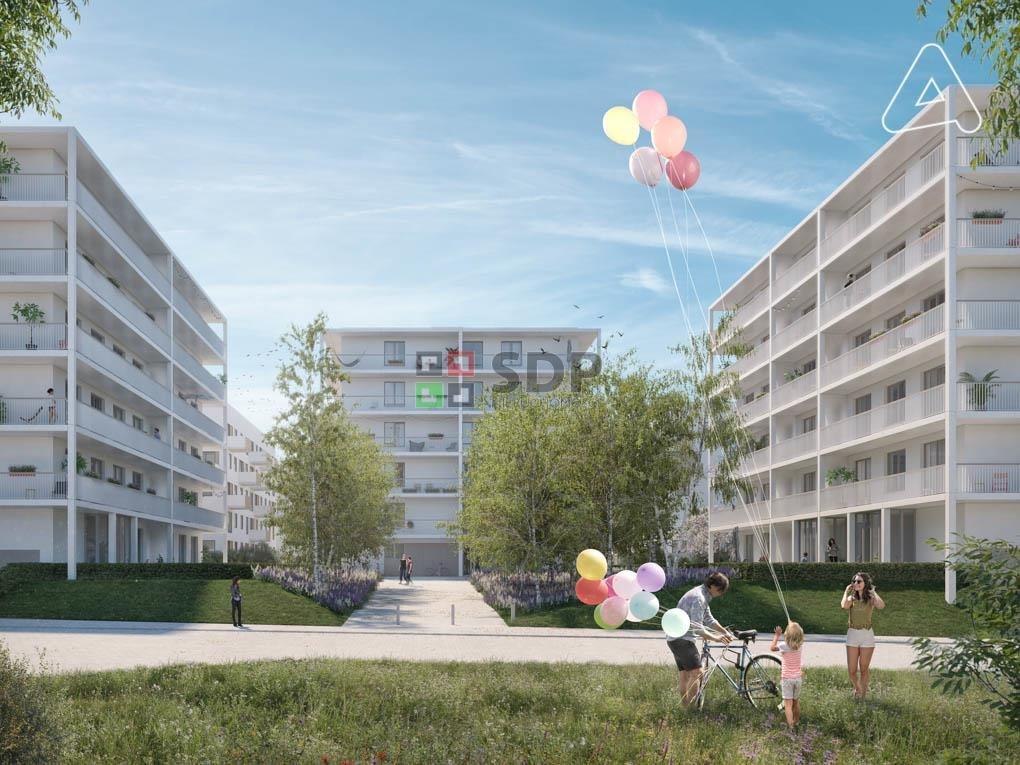 Mieszkanie trzypokojowe na sprzedaż Wrocław, Fabryczna, Żerniki, Henricha Lauterbacha  62m2 Foto 8
