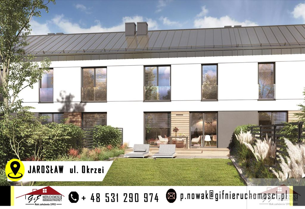 Dom na sprzedaż Jarosław, Stefana Okrzei  98m2 Foto 12
