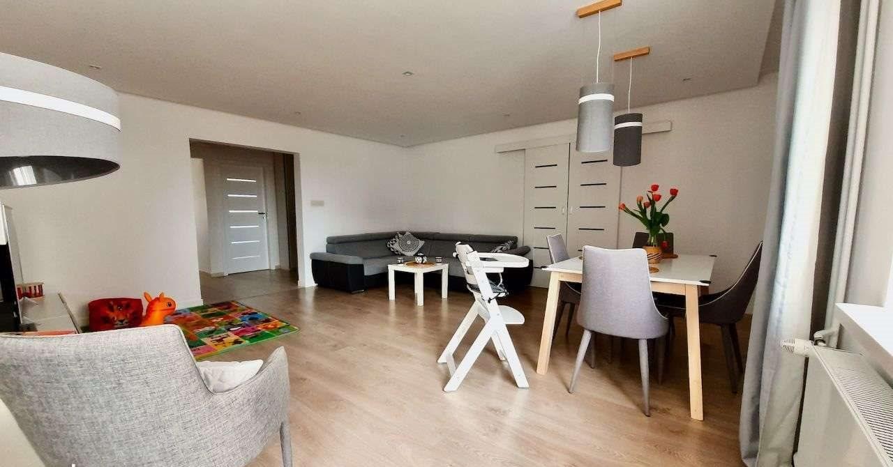 Mieszkanie czteropokojowe  na sprzedaż Wrocław, Psie Pole, Różanka, Na Polance  85m2 Foto 4