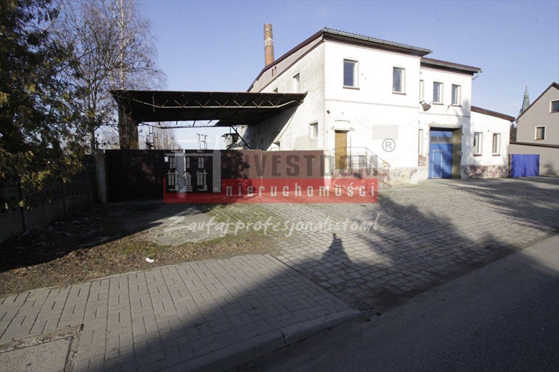 Lokal użytkowy na sprzedaż Gorzów Śląski  860m2 Foto 2