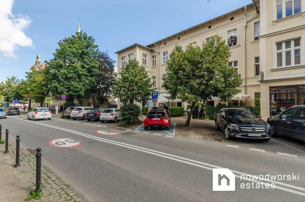 Mieszkanie trzypokojowe na sprzedaż Sopot, Dolny, Tadeusza Kościuszki  62m2 Foto 3
