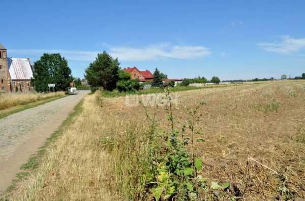 Działka rolna na sprzedaż Piersna, Piersna  4400m2 Foto 1