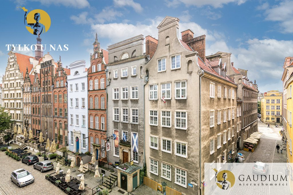 Mieszkanie dwupokojowe na sprzedaż Gdańsk, Główne Miasto, Chlebnicka  61m2 Foto 12