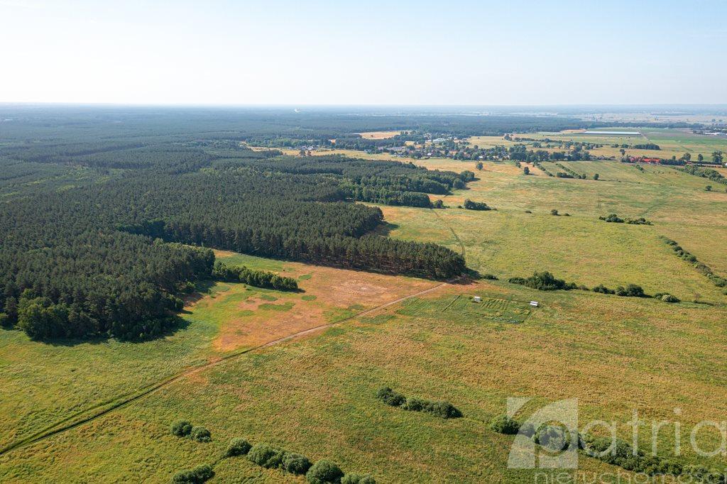 Działka rolna na sprzedaż Komarowo  3287m2 Foto 2